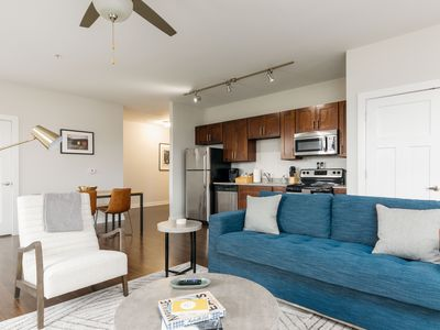 Photo for Vanderbilt Area Apartment for Groups