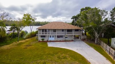 Photo for Water Front Property w/ Direct Access to The HOMOSASSA RIVER!