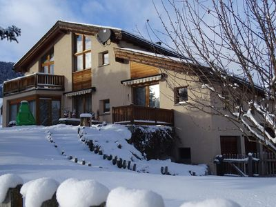 Photo for Holiday apartment Zernez for 2 persons with 1 bedroom - Holiday apartment in a two family house
