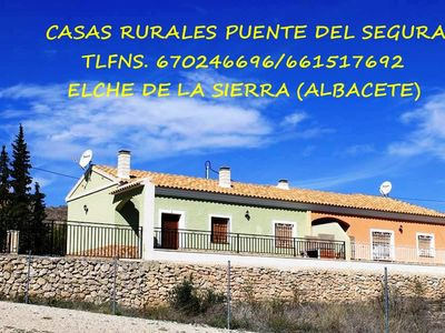 Photo for RURAL HOUSE E PUENTE DEL SEGURA