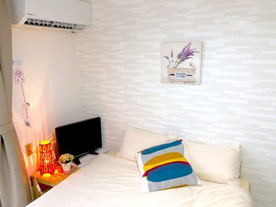 Photo for 10 minutes by bus from the airport!A room convenient for shopping near Tenjin!No. 1