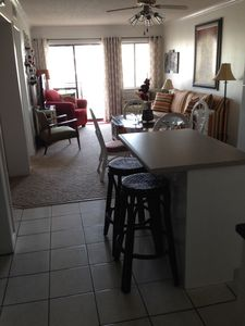 Living Room /Dining Area