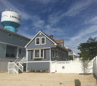 Photo for Family Friendly Lavallette Home with room for everyone! Sunsets abound!