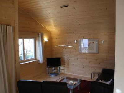 Photo for Enjoy your days in our new ecologically designed wooden house