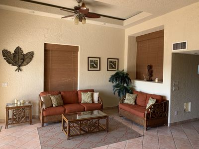 Photo for Luxurious 3 bedroom 3 bath condo located directly on West Bay Beach