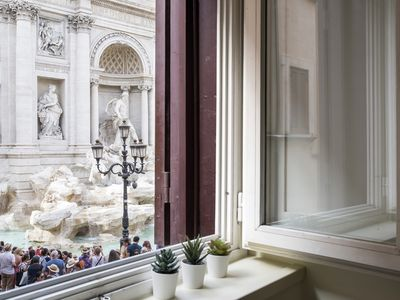 Photo for Trevi Nest - A window right in front of the most famous faountain in the world