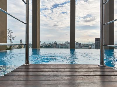 Photo for * Luxury Loft, Downtown Pool *