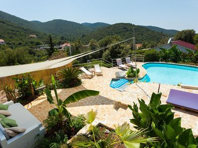Photo for Holiday house Korčula for 1 - 2 persons with 1 bedroom - Holiday house