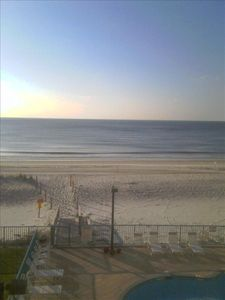 Photo for *SPECIAL* Beachfront Condo - 2BR/2BA Fabulous Views - White Sand
