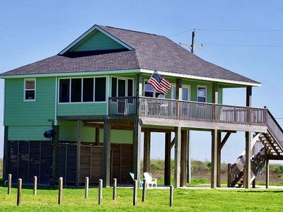 Photo for 2BR House Vacation Rental in Crystal Beach, Texas