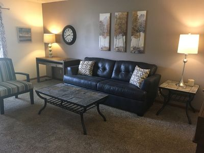 A Very Clean 2-Bedroom Home With Great Amenities