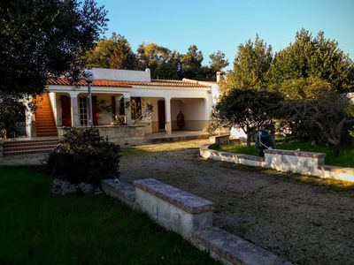 "Photo for Villa ""Oasi"" in Roca Vecchia, detached house with large garden."