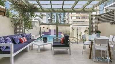 Photo for Manly Pine View Cottage - 50m from Manly Beach
