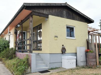 Photo for Cozy Bungalow in Nakenstorf with Garden