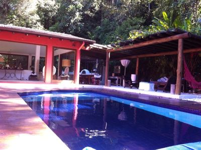 Photo for Beautiful house in Iporanga with exclusive beaches