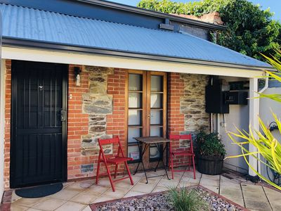 Photo for Travers Row Cottage, North Adelaide  ** close to City & Oval