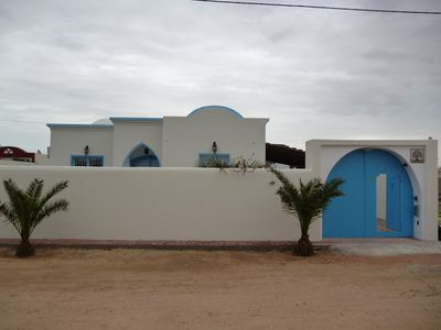 Photo for RECENT VILLA WITH SWIMMING POOL IN DJERBA HOUMT SOUK MIDOUN