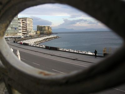 Photo for Apartment in the center of Naples with Internet, Air conditioning, Lift (624189)