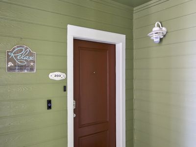 Photo for Pointe West Calypso Cottage Suite 203 at Galveston Bay