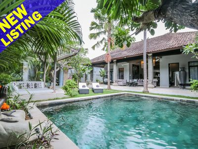 "Photo for DV23, Designer New Luxury 2 Bedroom Villa on ""Eat Street"", Seminyak"