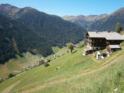 Photo for Mountain Farm 1 700 m, quiet location, mountains, forest, hiking, ski tours