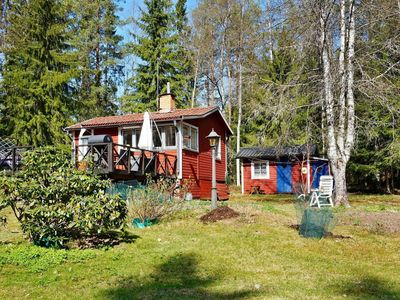 Photo for 4 person holiday home in BERGSHAMRA