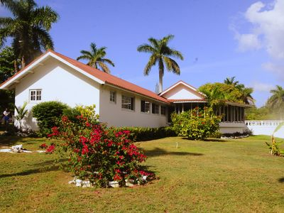 Photo for VILLA PATIENTLY WAITING IS A STUNNING NORTH COAST JAMAICAN GEM A DIAMOND RENTAL