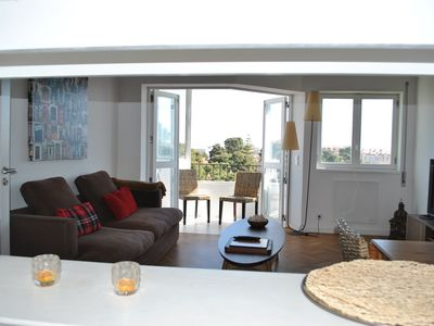 Photo for Charming apartment in Cascais
