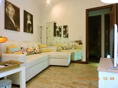 Photo for Chamberi Madrid Downtown 3 Double Bedrooms  4 Beds Terrace Wifi Elevator