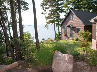 Photo for 1BR Cottage Vacation Rental in Milton, Vermont