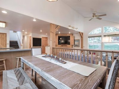 Photo for New Listing! High Quality Carnelian Bay Home w/ Game Room and More!