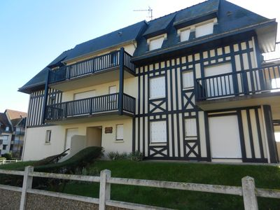 Photo for STUDIO 25 M2 completely renovated with parking, balcony in residence FACING THE SEA