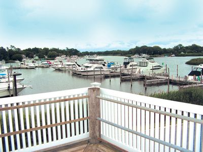 Photo for theWATERFRONT suite at Treasure Cove Resort Marina