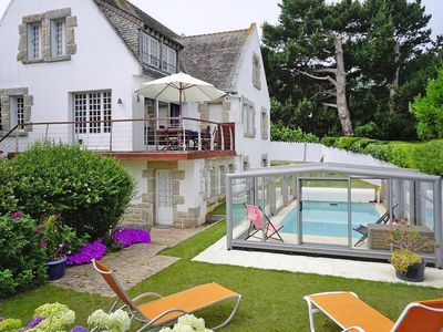 Photo for holiday home, St. Quay-Portrieux  in Côtes d'Armor - 14 persons, 6 bedrooms