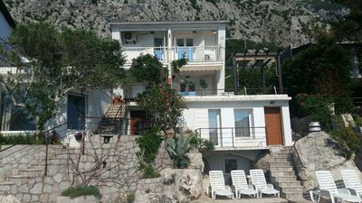 Enjoy your holiday in a quiet environment on a lovely property with a terrace