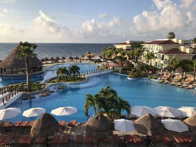 Photo for Grand Moon Palace - All inclusive resort in Cancun, MX - SPECIAL RATE NOW