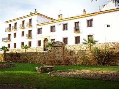 Photo for Cortijo Cabañas Rural Apartments. Apt- Lower left