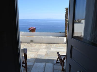 Photo for Villa Ioanna Green/grey- Vacation Houses for rent 300 metres by the sea