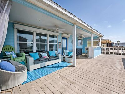 Photo for NEW! Surfside Beach Home w/ Deck, Walk to Ocean!