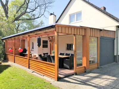 Photo for Hohenkirchen Holiday Home, Sleeps 9 with Free WiFi