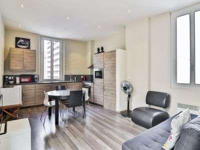 Photo for 2BR Apartment Vacation Rental in Marseille, Bouches du Rhone