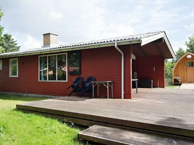 Photo for Charming Holiday Home in Jutland near Sea