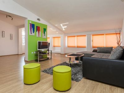 Photo for Large spacious apartment 2 (4 + 1)