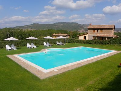 Photo for 2BR Farmhouse Vacation Rental in ACQUAPENDENTE