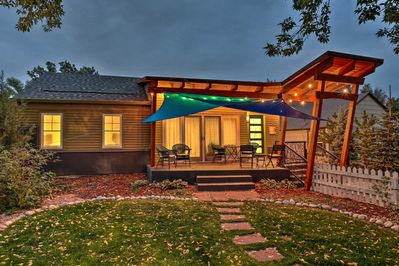 Fall in love with Fort Collins from this recently renovated bungalow!