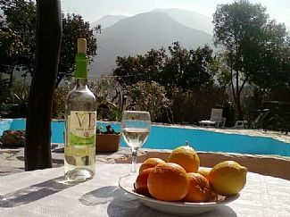Cottage with private pool & wifi (Special price 26th May-1st June 275 pounds)