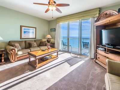 Photo for Celadon 703- Gulf Front for 6!☀BeachFront Pool☀OPEN Apr 12 to 14 $492! Fun Pass!