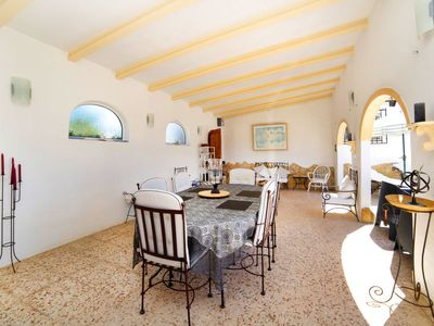 Photo for Vacation home Casa de Vistas in Calpe/Calp - 6 persons, 3 bedrooms