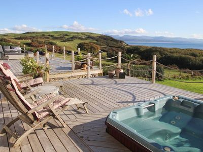 Photo for 5 bedroom accommodation in Criccieth