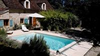 Charming gite, very secluded, good location